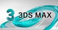 نمونه غرفه نمایشگاهی سه بعدی (تری دی مکس)